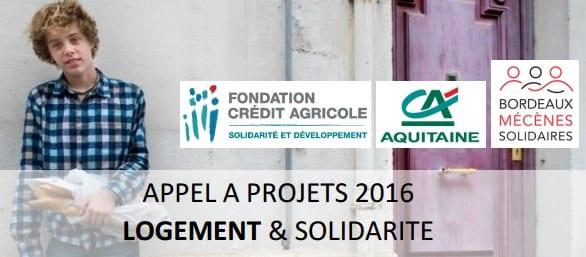 Un appel à projets pour le logement à Bordeaux