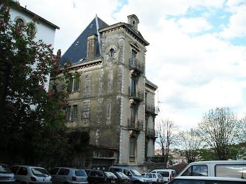 Une ancienne maison de maître pour les publics défavorisés