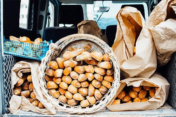 Quand le pain invendu crée de l'emploi