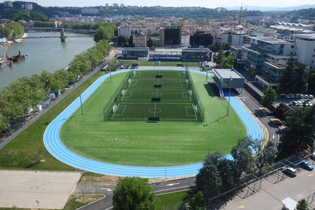 association Sport dans la Ville