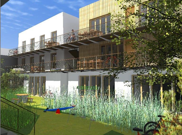 Habitat social, intergénérationnel et collectif : l'innovation à Montreuil