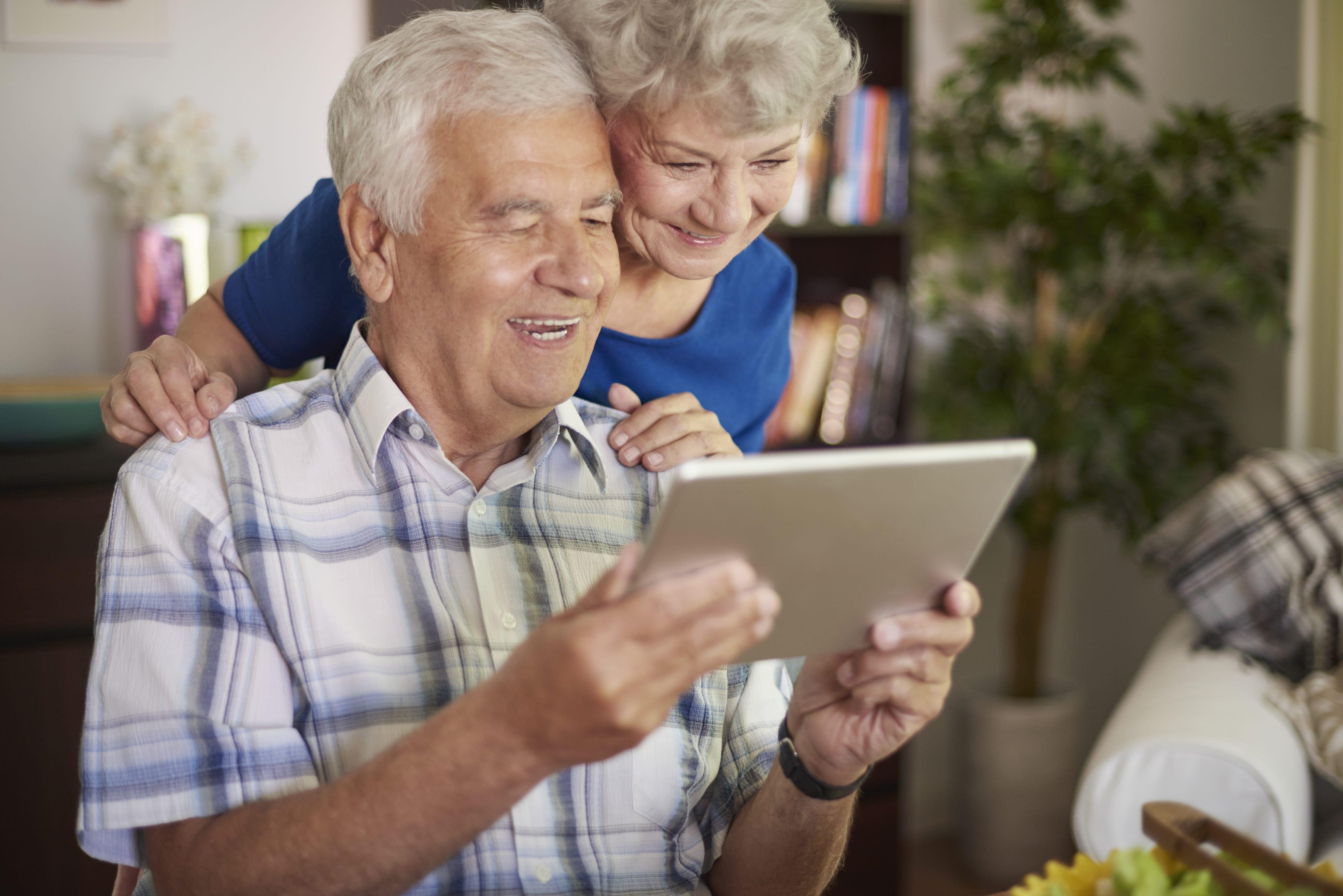 Les « Silver Tech » pour bien vieillir