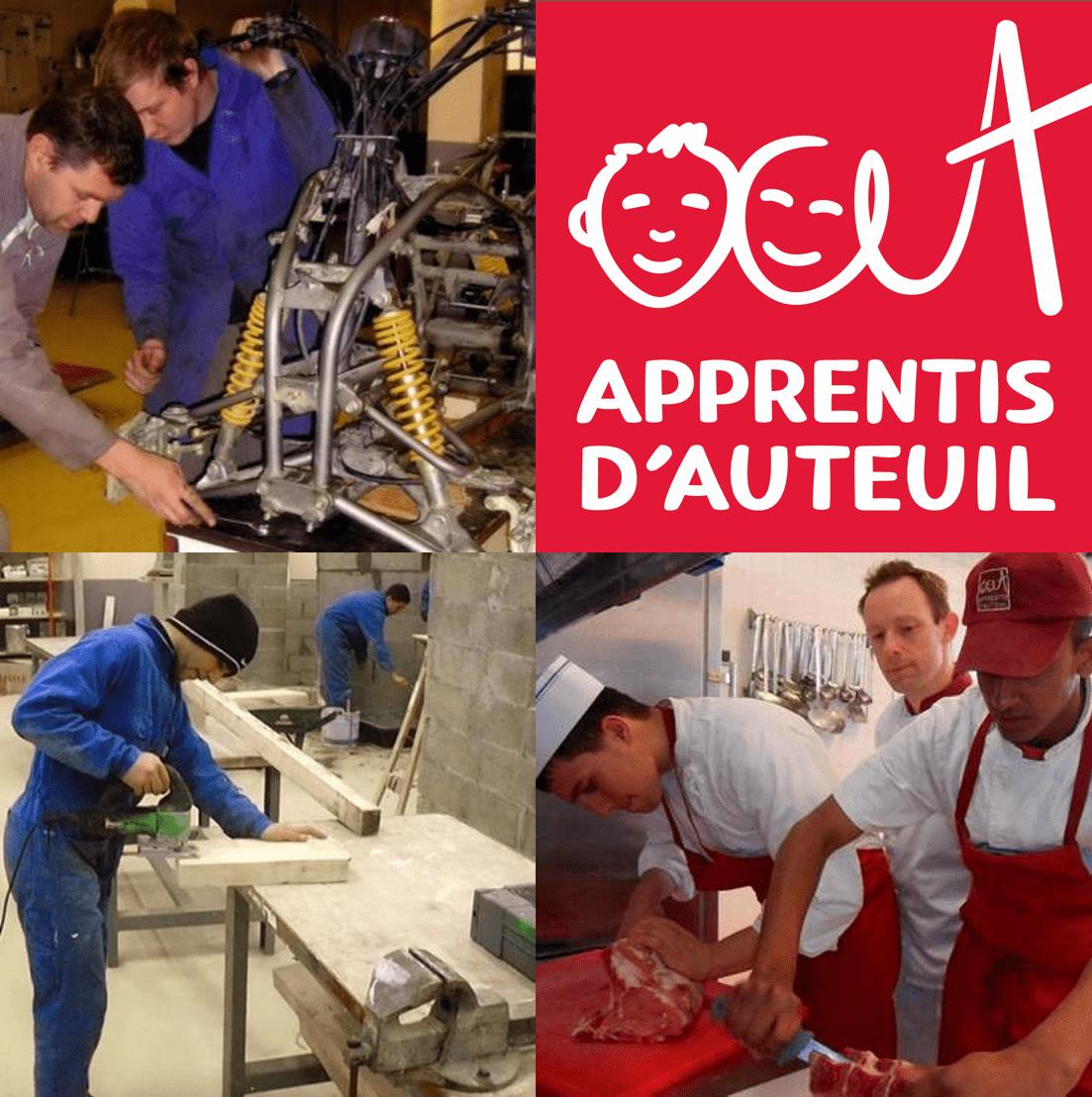 Apprentis d'Auteuil : Sup' de pro, une initiation aux métiers pour les « jeunes décrocheurs »