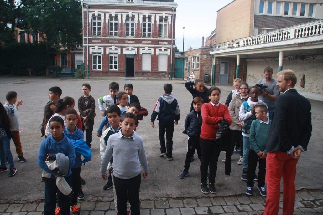 Le « Cours La Cordée », pour le développement de l'école