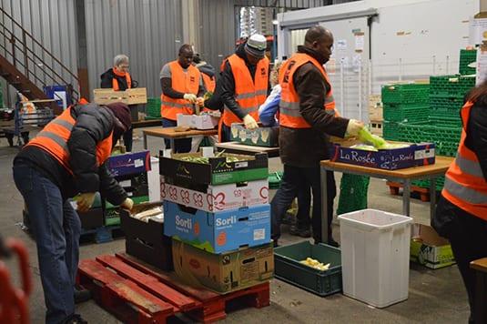 Banque Alimentaire des Savoie : plus d'espace pour stocker davantage de denrées