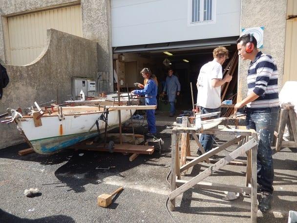 Siloé : la valorisation du patrimoine maritime comme vecteur de réinsertion sociale