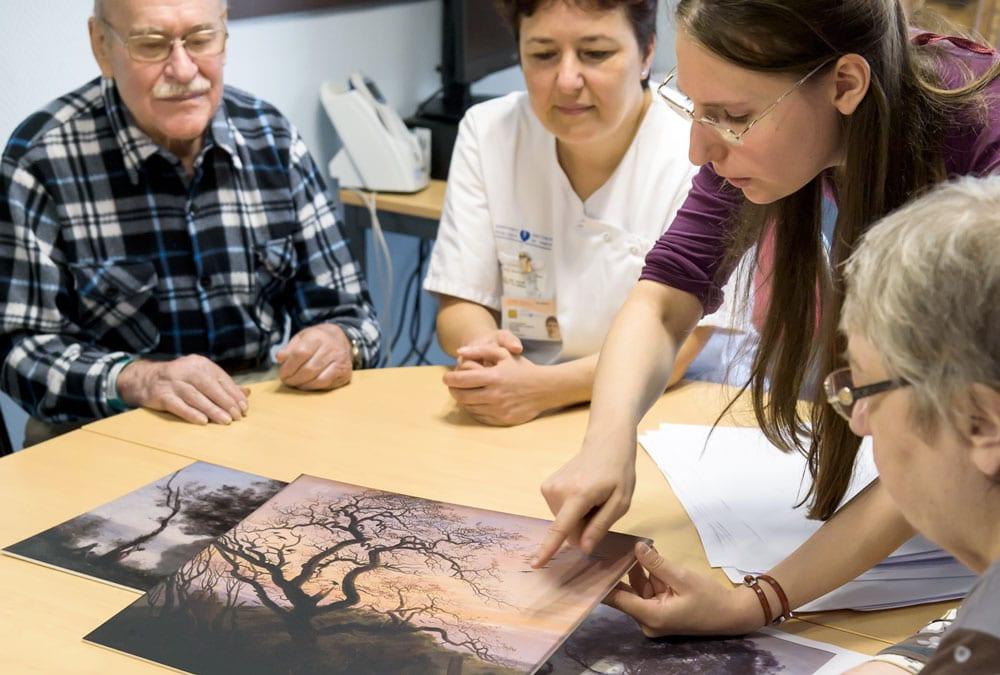 L'art et la culture au service du mieux-être à l'hôpital