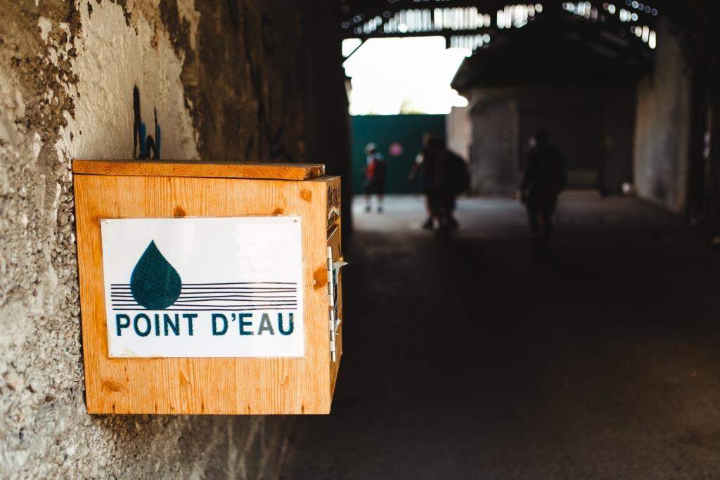 De nouveaux locaux pour l'association grenobloise Point d'eau